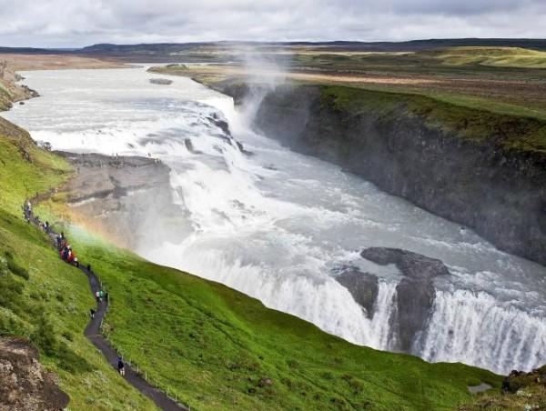 Prachtige watervallen in IJsland