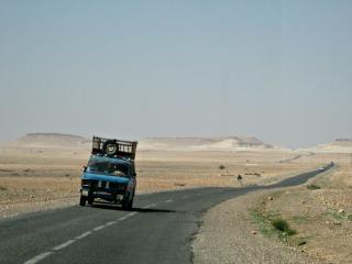 Onderrweg van Marrakech naar Essaouira