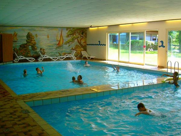 Zwembad vakantiepark Wehrda