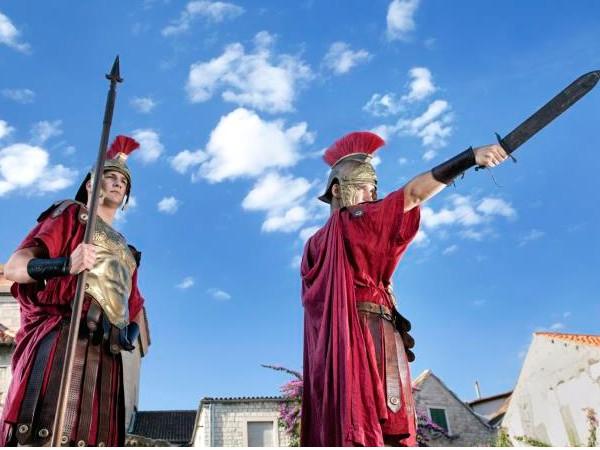 welkom bij de romeinen rondreis