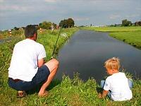Heerlijk in de polder bij park Wijde Aa