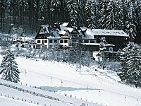 Het Waldhotel in Willingen