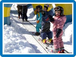 Alle soorten Wintersport met Kinderen