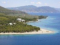 De prachtige omgeving bij resort Gregolimano