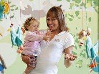 Baby opvang bij Club Med Napitia