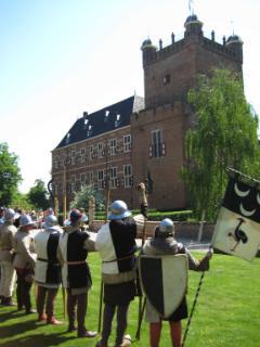 Belegering van het kasteel Huis Bergh