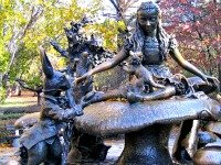Alice in Wonderland Park