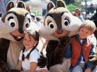 Knabbel en Babbel in Disneyland
