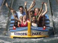 Water-attractie in Europa-Park