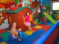 Speelkamer bij Hogenboom vakantiepark Zutendaal