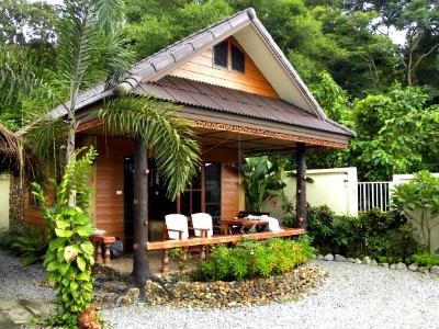 Bungalow bij Homestay Chiang Rai
