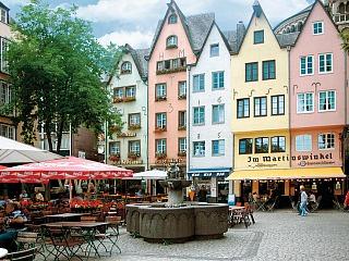 De Altstad in Keulen