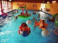 Het zwembad van Campingpark Walkenried