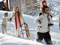 Sneeuwpret bij CLub Med