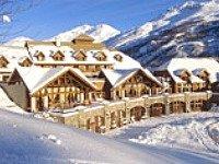 Een prachtig sneeuw-resort van Club Med