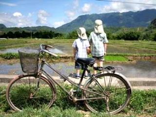 Kleuters in Vietnam