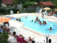 Het zwembad van La Bonne Vie