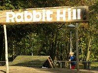 konijnen spotten bij Landal Rabbit Hill