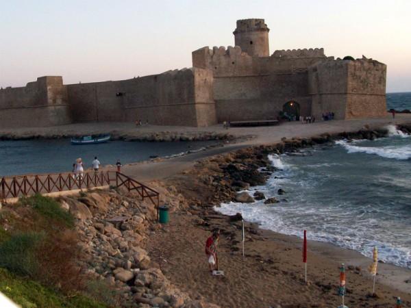 Zuid-Italië combineert zee en kastelen