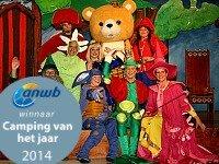 Sprookjescamping camping van het jaar 2014