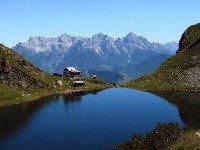 Bergmeer en de Dolomieten