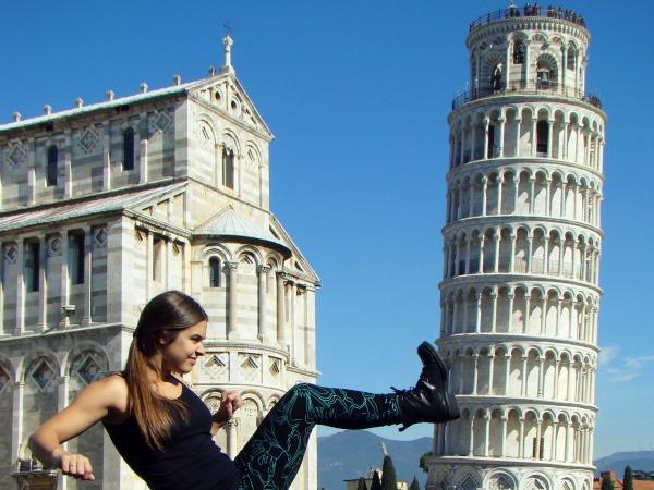 Plezier in Pisa, Toscane