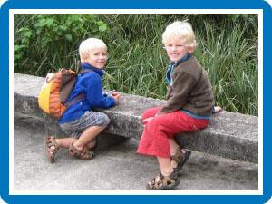 Een rondreis met kinderen, samen de wereld ontdekken