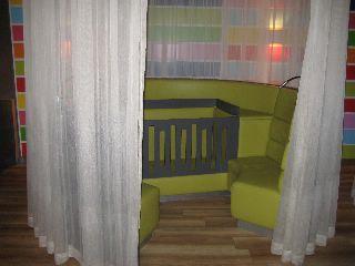 Babycare lounge op Schiphol