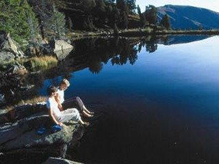 Sprookjesachtig meer in Karinthië