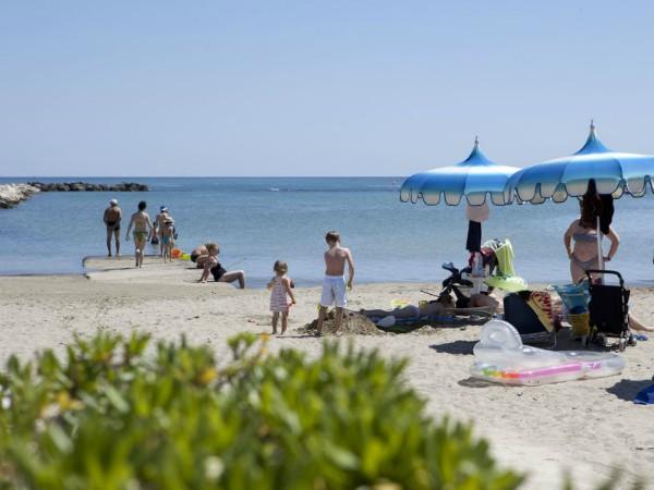 Mooie stranden aan de Adriatische kust