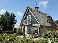 Vakantiehuis aan zee op Texel