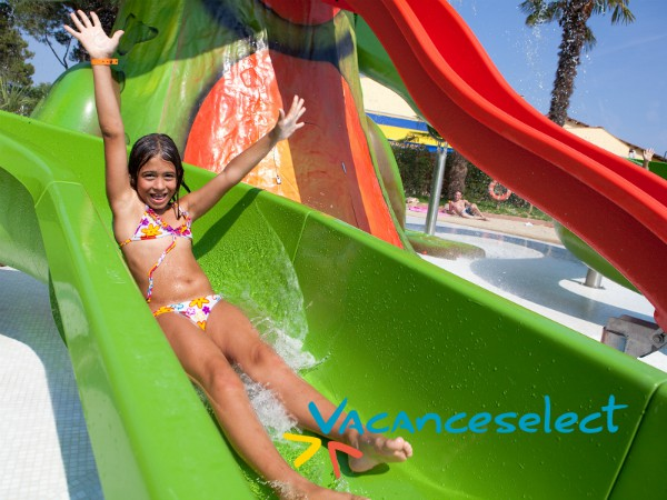 waterpret bij vacanceselect