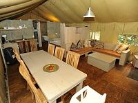 Luxe kamperen bij de Zandstuve