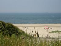 Zee en duinen bij Duinoord