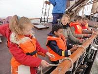 Familiereizen met Historische Zeilvaart Harlingen